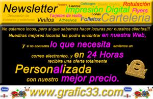 Noticias grafic33 tarjetas de visita folletos flayers flyer catalogos imprenta rapida
