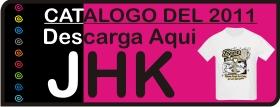 descarga catalogo JHK camisetas publicitarias grafic33